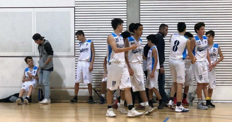 Giornata di campionato positiva per le nostre U15