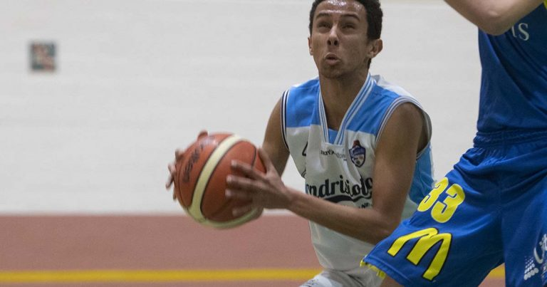 La RPM U20 supera i Caimans di Viganello