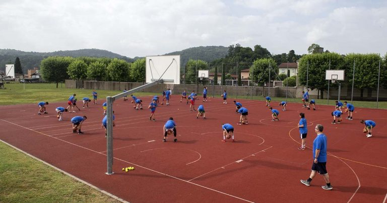 In pieno svolgimento l`RPM Basket Day Camp